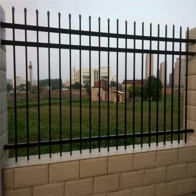 小区防护栏专用配件 临沂小区防护栏型号组装 【伟汇专供】