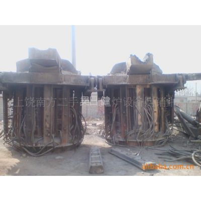 供应出售12吨中频炉3套上海兆力
