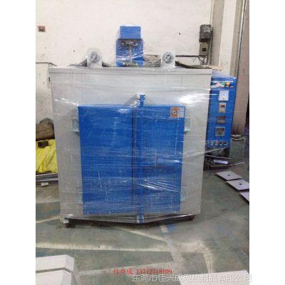 佳兴成长期定做工业烤箱 小型喷塑设备 高温烤漆房