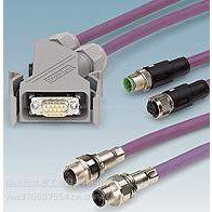 供应菲尼克斯连接器SAC-5P- 2,0-920/M12FS 1507476一级代理特价