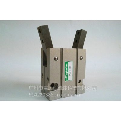 供应吹塑机专用的台湾原装气动手指ACHY20 主营产品:UPower气液增压缸、增压器,油缸;C