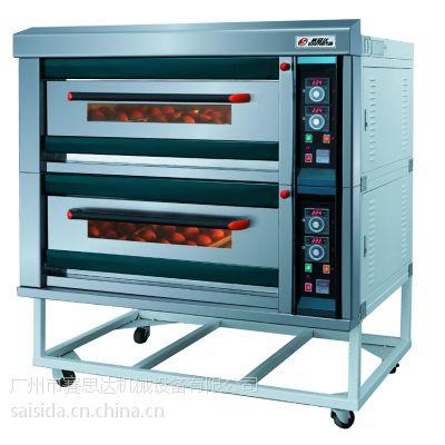烘焙烤箱、蛋糕烤炉、赛思达两层四盘燃气炉