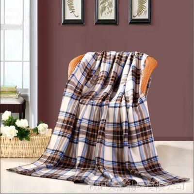 厂家直销 超柔印花加厚丝绒毯 丝绒印花保暖毯 特价批发