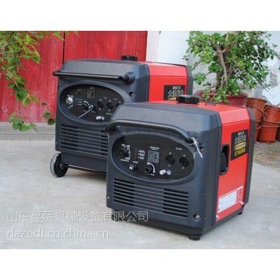 58公斤柴油数码发电机/变频家用发电机