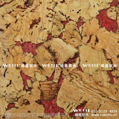 供应软木背景墙 进口软木电视墙