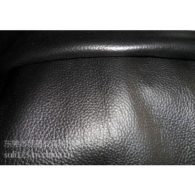 苏里皮革 大量供应现货荔枝纹 牛皮皮革 荔枝纹牛皮革 软包革