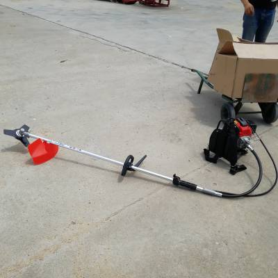 汽油割草机品牌 轻便式割草机 富民机械
