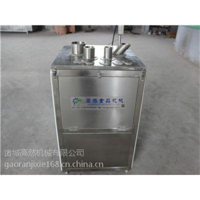 山药切片机型号|蚌埠山药切片机|诸城高然机械