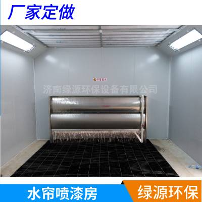 江苏家具无尘油漆房安装 山东烤漆房厂家上门服务