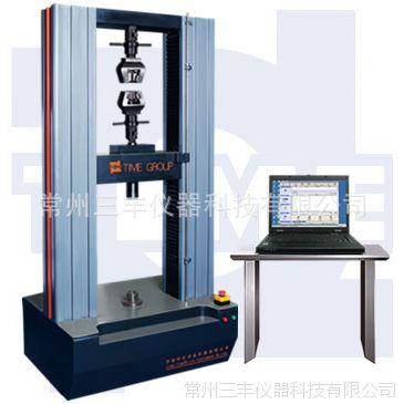 厂家生产时代试金微机控制电子万能试验机 WDW-B50~B100(门式)