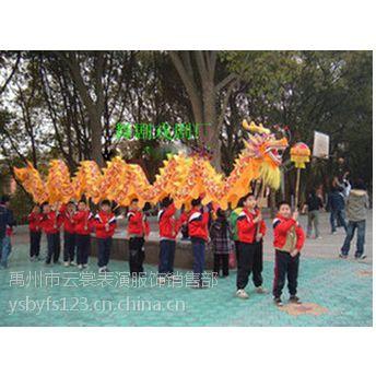 中小学生舞龙道具 高品质舞龙龙头 中华舞龙舞狮道具用品厂家直销