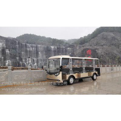 广东绿通 二十三座旅游观光车 LT-S23
