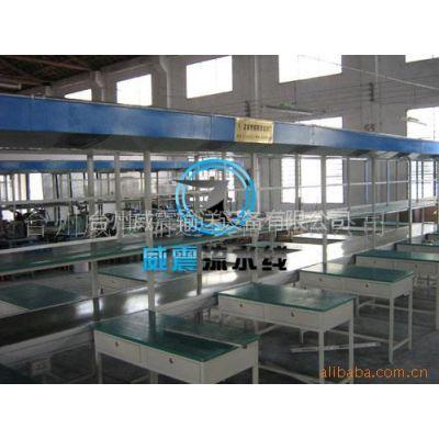 供应工作桌皮带线,适用于电动工具装配,电器安装等