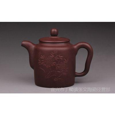 一公茶具/定制/宜兴紫砂壶/老紫泥/黄龙山原矿/210cc/集思壶