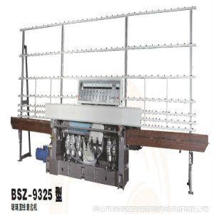供应玻璃机械-直线磨边机-9磨头直边机-玻璃直边机磨边机