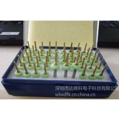 供应钨钢1.5/1.2/2.0mm纳米镀钛铣刀