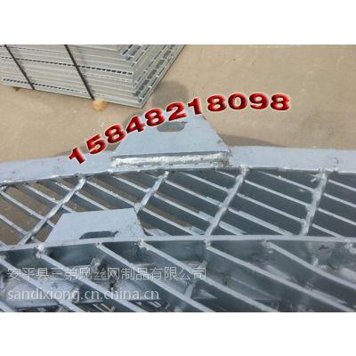 供应包头钢格栅板-包头平台钢格板--内蒙古包头热镀锌钢格板平台