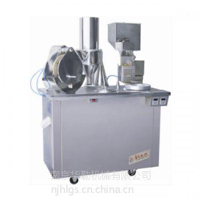 华勒经济型DTJ-V半自动胶囊充填机