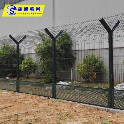 珠海厂区优质围网 学校铁丝网围网 珠海护栏网可定做