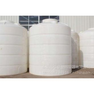 长沙复配罐 5T塑料水箱 防腐蚀塑料搅拌罐 环保专用圆形水箱 直销
