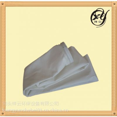 祥云涤纶针刺毡滤袋 拒水防油防静电清灰布袋 中温常温布袋