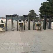 亚广全新安检门出租。安检机出租