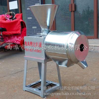 瑞诚24型 家用新型磨面机 高效优质磨面机 粮食专用面粉机