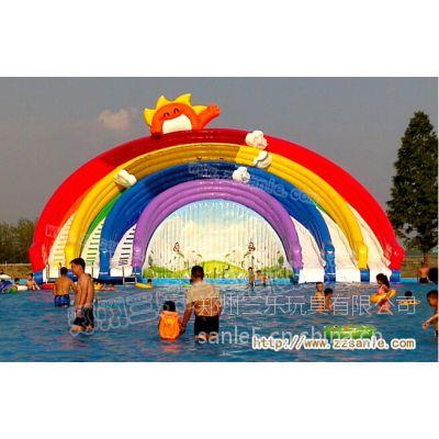 大广场度假村游乐经营支架水池水上乐园嘉年华定做
