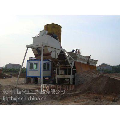 固安徐工稳定土拌和机恒兴机械安全可靠二灰水稳拌合站价格