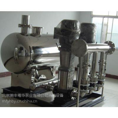 供应无负压给水设备/变频供水设备/自动给水设备 厂家生产 批发零售