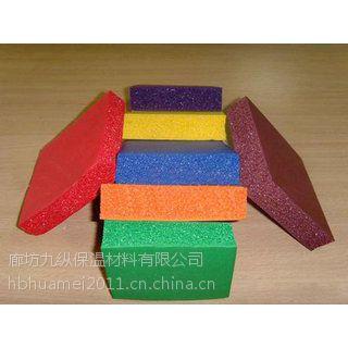 大城华美彩色橡塑板 优质原材料 工程用制品