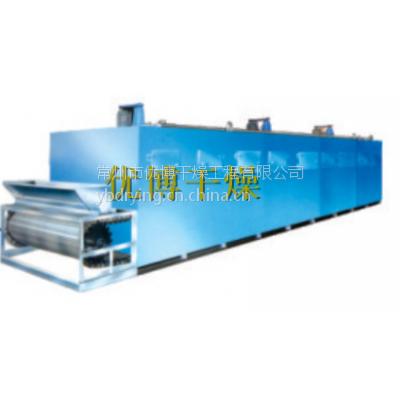 多层带式焦粉干燥机干燥过程及工作原理