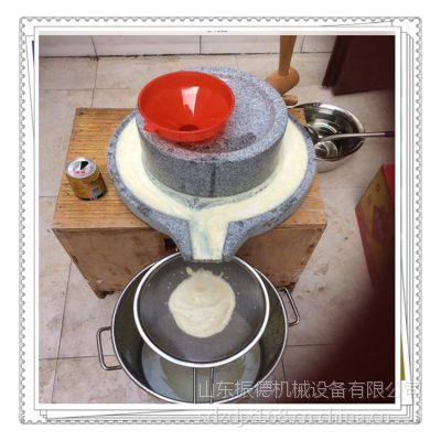 香油 芝麻酱 花生酱 米浆电动石磨机 石磨豆浆机型号