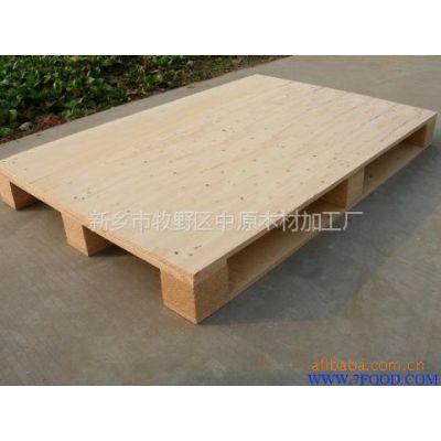 供应河南出口免熏蒸托盘木栈板,垫仓板,叉车板免熏蒸托盘