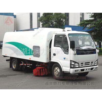 供应中联生产庆铃五十铃小型洗扫车NKR公路局清扫车