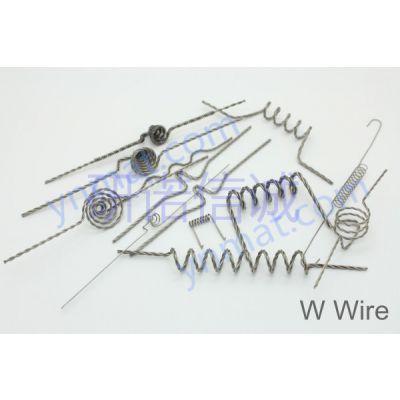 钨丝篮 高纯钨 研诺信诚供应电子束蒸发料钨丝篮