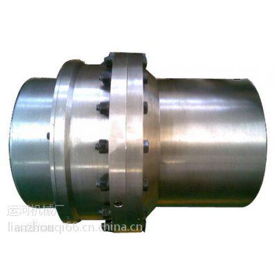 鼓形齿式联轴器的特点运河机械厂生产