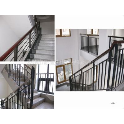 供应扬州楼梯扶手直销,热镀锌楼梯扶手厂家-价格,安全美观耐用
