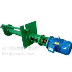 SP、SPR型液下泵为立式离心渣浆泵
