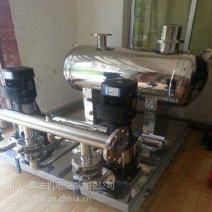 全自动供水成套设备/变频恒压供水设备/无负压供水设备