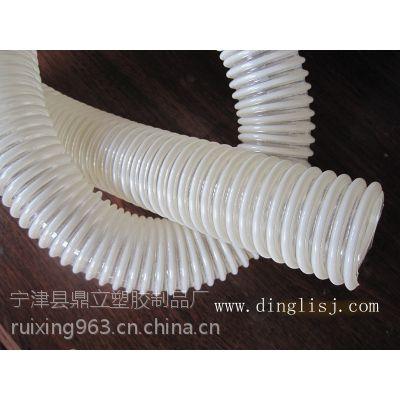 河北鼎立塑胶塑筋平滑管塑筋缠绕软管平滑塑筋管规格齐全