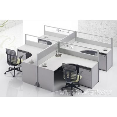 上海办公家具 简约办公屏风 时尚组合办公桌 员工桌 屏风隔断A13