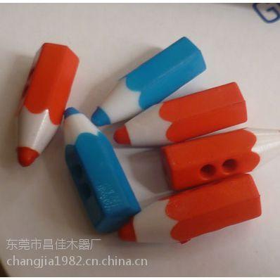 供应红蓝时尚铅笔纽扣