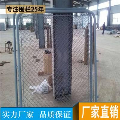 深圳码头防护网可定做 马路绿化带隔离网 中山体育场围栏图纸 晟成