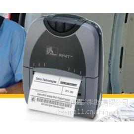 美国Zebra斑马P4T 便携式条码打印机 ***方便的便携式热转印标签打印机 无锡代理销售维修