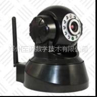 供应郑州无线网络摄像机厂家直销价格低效果好 远程IP网络视频监控头