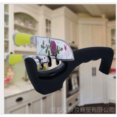 家用磨刀器 厨房用具 磨刀棒 可磨各种 刀具