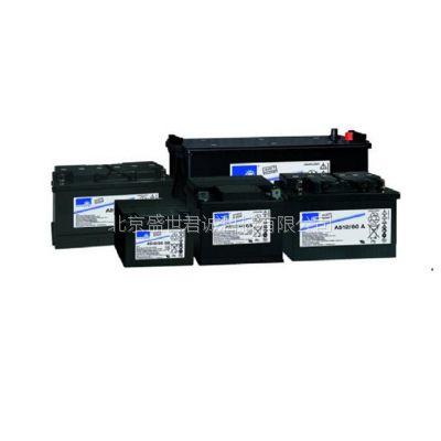 工业电池铅酸蓄电池德国阳光A412/50g6华北区北京直销
