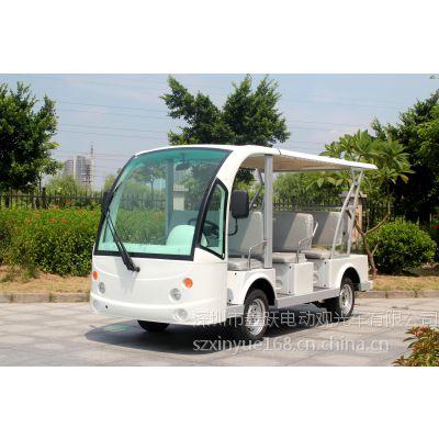 景区电瓶游览车电动观光车八座电动观光车XY-8F