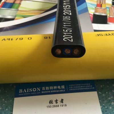 上海百胜行聚氨酯扁电缆厂家。